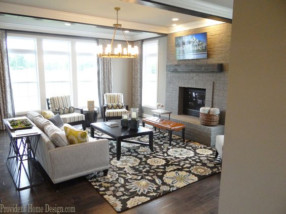 Is the Gray Home Decorating Trend Here to Stay?   Painted