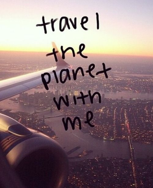 Let's Travel Together. #travel #quotes
