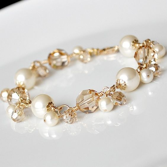 Fall Wedding Jewelry