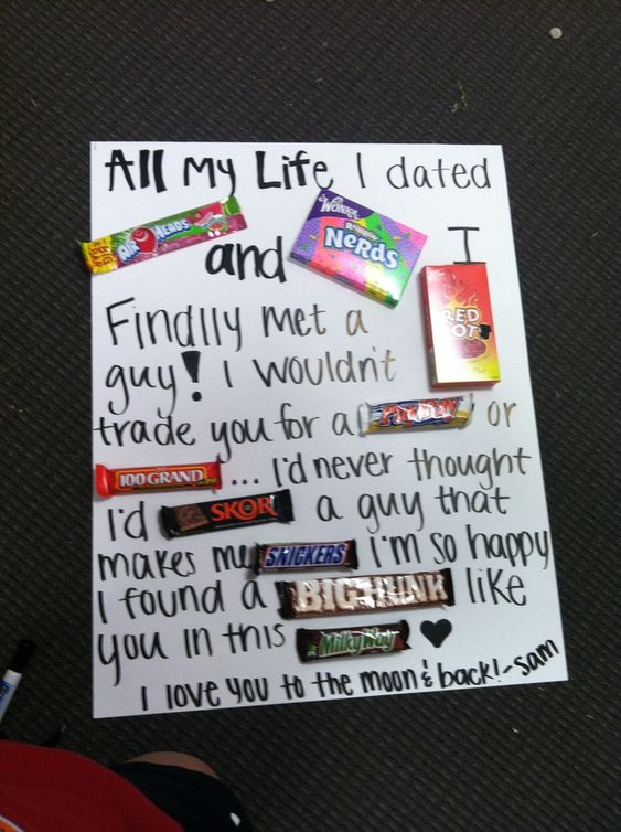 Gift Ideas For Boyfriends Except I Don T Have A Boyfriend So