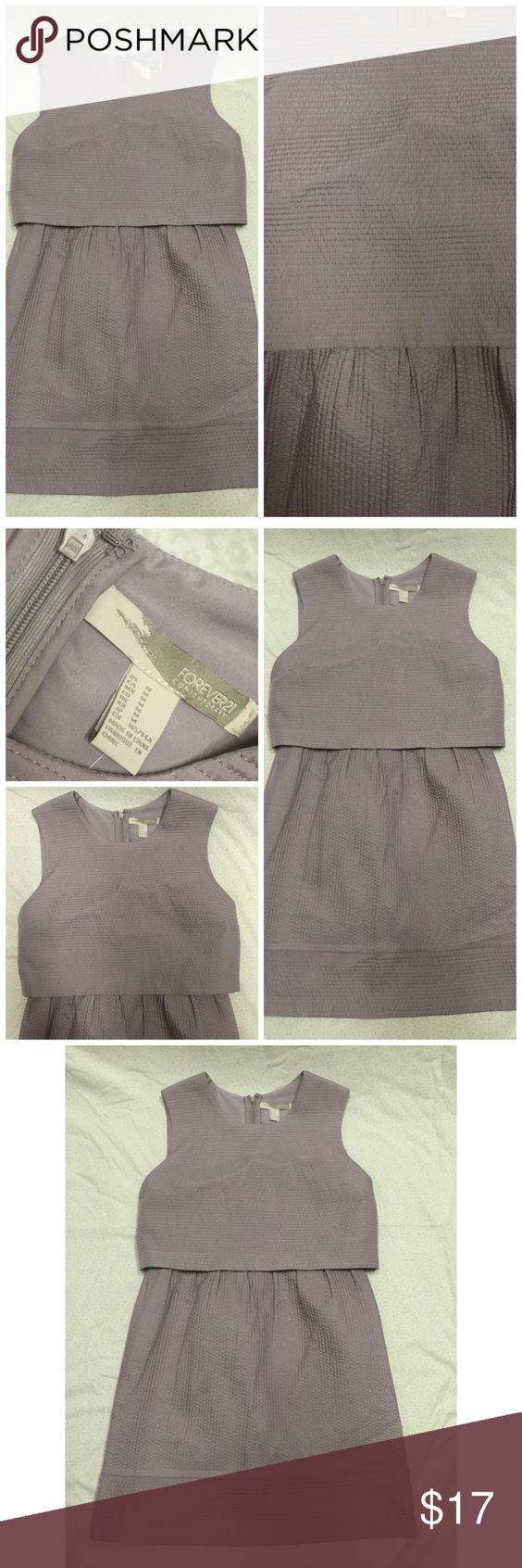 Lavender dress This is a modern inspired lavender dress. Size medium. Great condition. Dresses