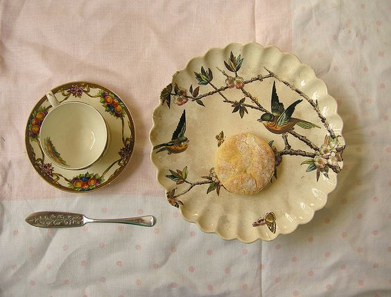 scone for one by wild goose chase on Flickr.