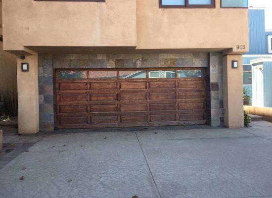 43 Awesome Garage Doors Design Ideas In 2020 Garage Doors Garage Door Design Garage Door Installation