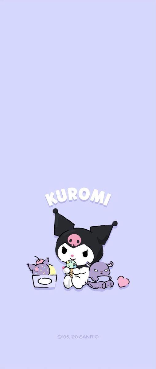 Kuromi Wallpaper Iphone