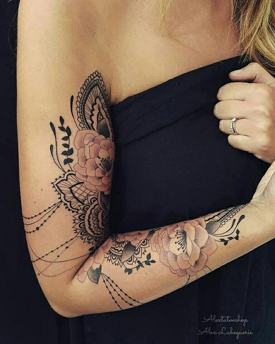 15 Awesome Tattoo Ideas For Women And Men 2019 Amazing Tattoos Tattoos Lace Tattoo Cool Tattoos