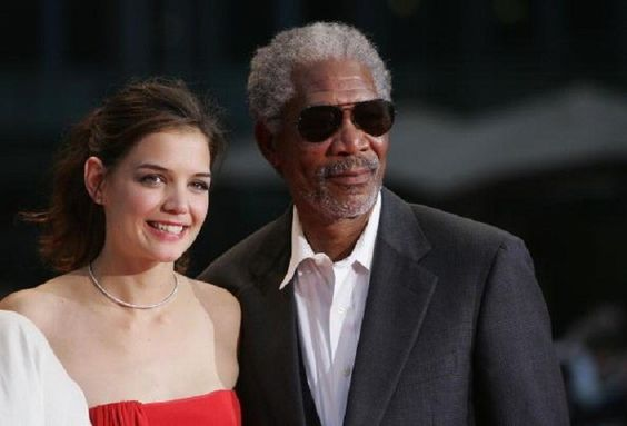 Morgan Freeman disgusted by how Tom Cruise treated Katie Holmes