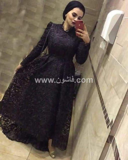 صور فساتين سواريه باللون الاسود وكيف ترتدينه بطريقة أنيقة Couture Evening Dress Stylish Party Dresses Long Dress Outfits