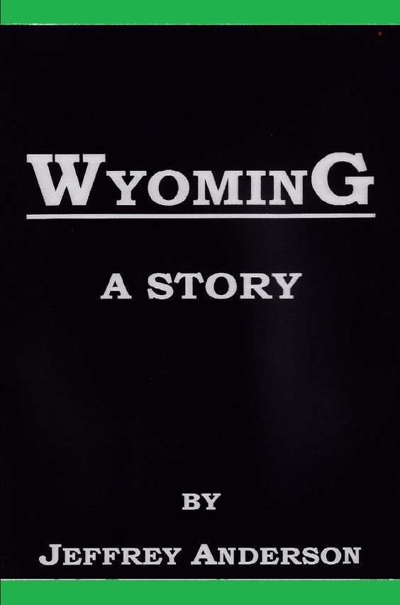 Such a cool idea! Weekly blog that tells you a story (or you can ready it) and gives you a recipe to try!) Checking it out now =)  update: dont listen but read. author is not a good narrator for this! Yikes.  This is part 1 - Wyoming_cover