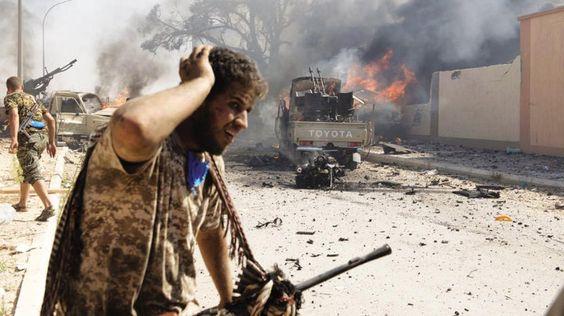 A Sirte tra i mercenari del Califfo