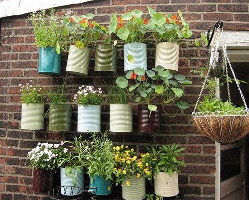 garden idea - herb garden