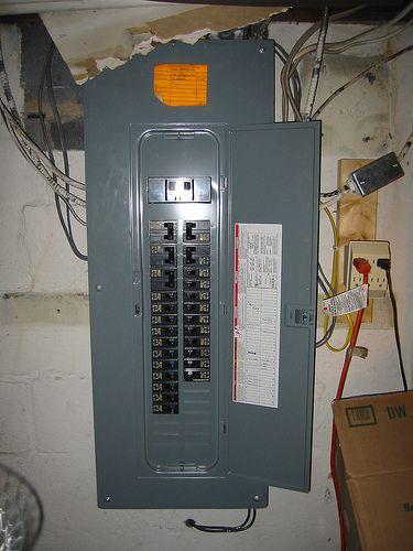 electric panel repair    pinterest.com