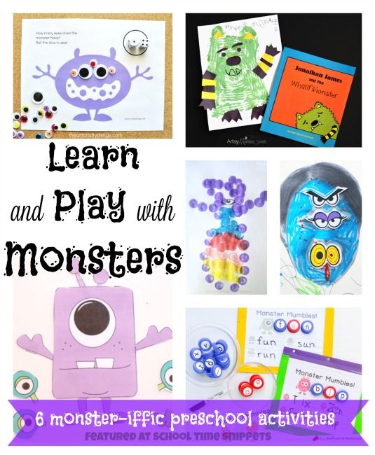 monsters in our midst lesson 3