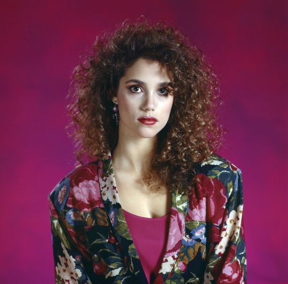 Jessie Spano (Elizabeth Berkley) from Saved By The Bell ...