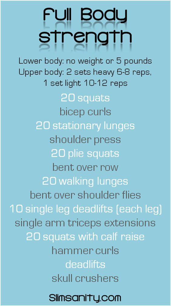fitness exercise slideshow minute workout routine