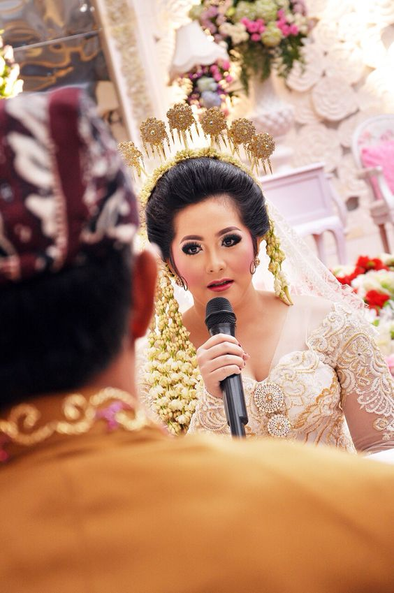 indonesia traditional wedding sundanes