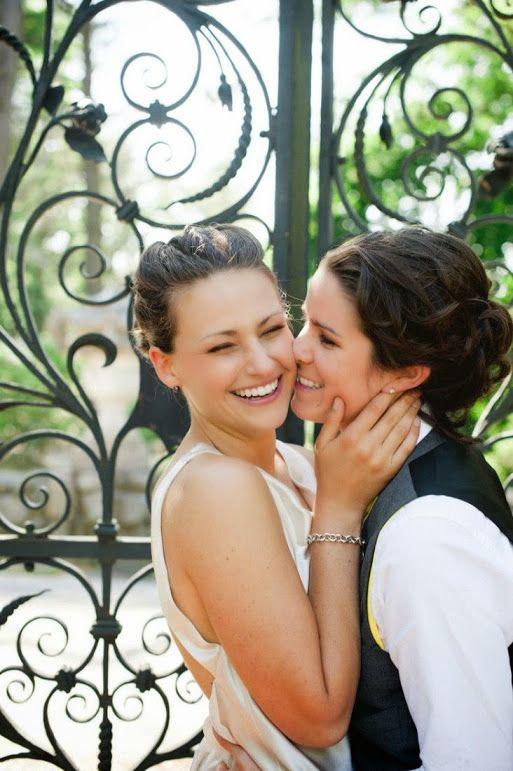 Mariage Lesbien  10 Photos De Maries Au Top -9965