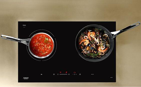 Những điều cần lưu ý khi sử dụng bếp từ Munhen M568I