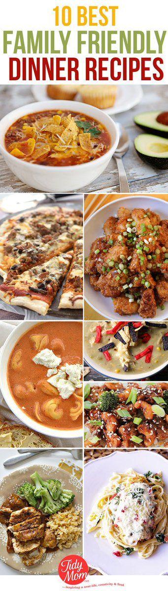 Family Friendly Dinner Recipes | I'm Lovin' It {linky party} https://t.co/8fjWzkjyYJ https://t.co/6djQO0LMsn - Courtney's Sweets