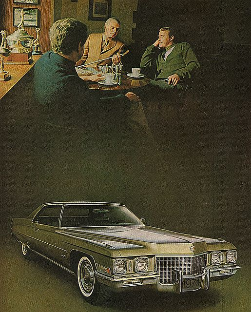 1971 Cadillac Coupe Deville Pg 1