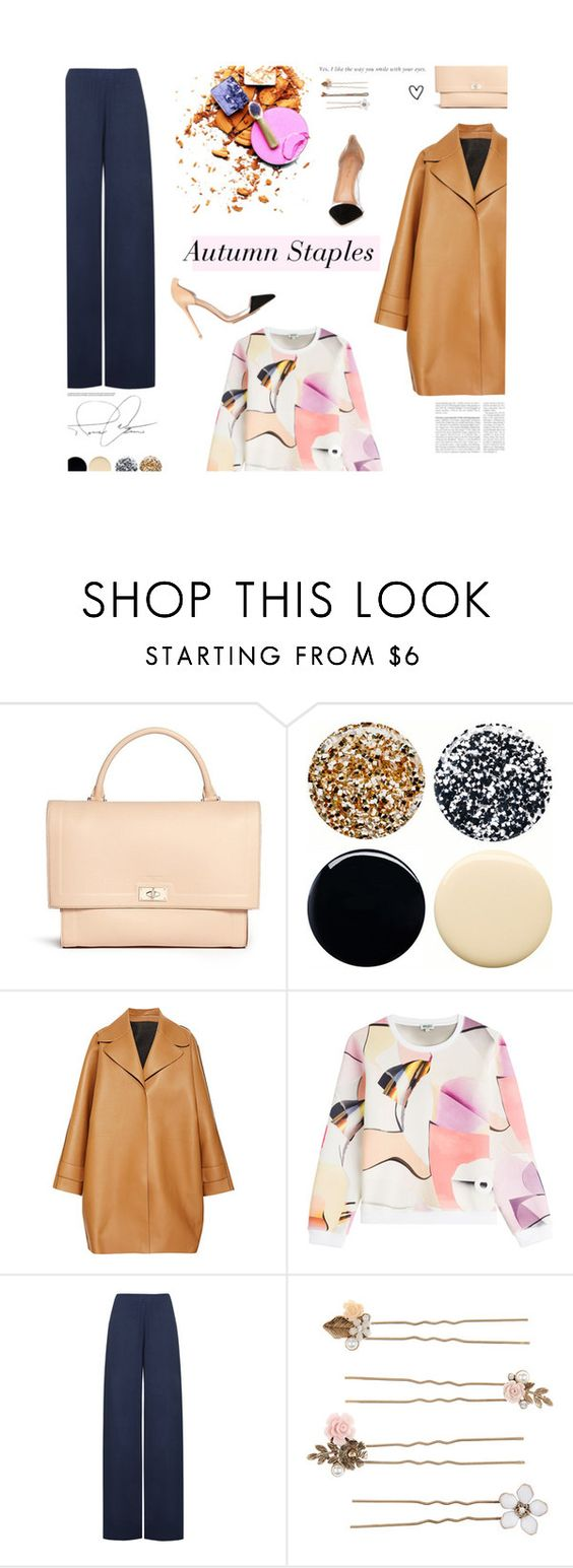 """Autumn Staples"" by sofiafashionistas ❤ liked on Polyvore featuring Givenchy, Jin Soon, Rochas, Gianvito Rossi, Kenzo, WearAll and Accessorize"