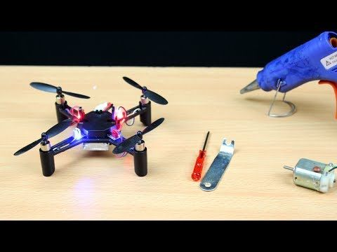 Top 7 Ideas With Dc Motor Youtube In 2021 Quadcopter Diy Kits Diy Drone
