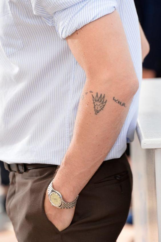 Пять странных татуировок знаменитостей