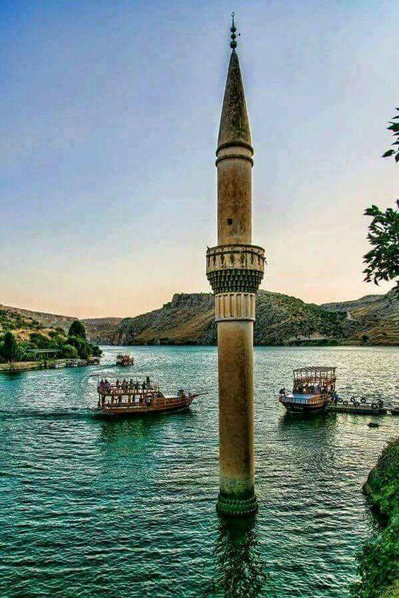 Halfeti, Şanlıurfa, Turquía