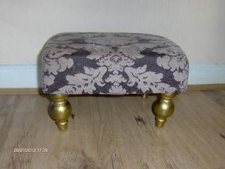 small vintage foot rest foot stool Edinburgh Picture 1
