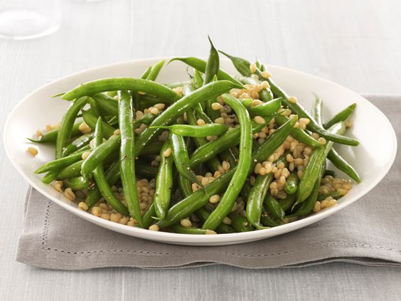 Simple Green Bean Salad from FoodNetwork.com