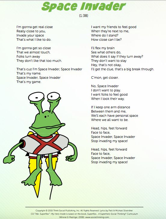 Lyrics to Space Invader from #Superflex My #Hero Inside Music