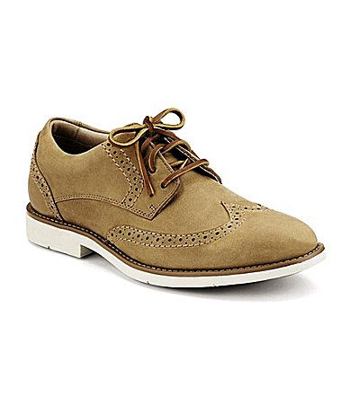 Sperry Top-Sider Men´s Jamestown Wingtip Oxfords | Dillards.com