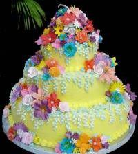 Fashion: Wedding Cakes