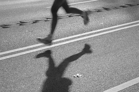 """According to Sakyong Mipham Rinpoche, """"Running is not simply slogging through the miles, trying to sweat out last night's good times, or burning off excess weight."""" Rather, it is """"a way to celebrate life."""""""