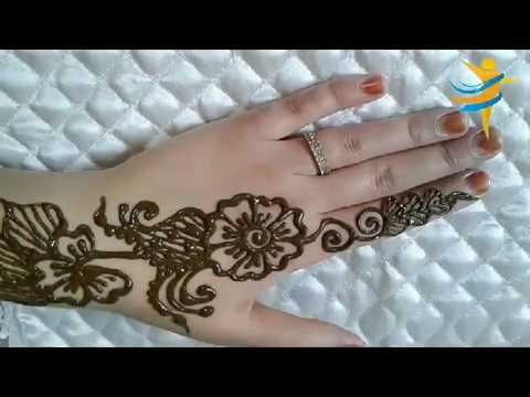السلام عليكم قناة تعرض كل شيئ عن النقش بالحناء من رسومات و نصائح و افكار و المزيد اشتركوا في القناة ليصلكم ك Simple Mehndi Designs Hand Henna Henna Hand Tattoo