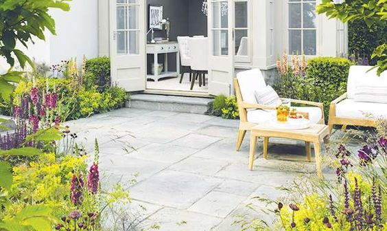 5 tips for maximising small gardens | Real Homes