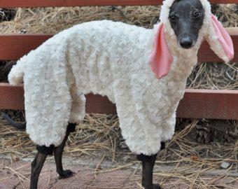 Woof en Ropa Traje de oveja