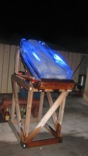 How to make a Party Ice Luge