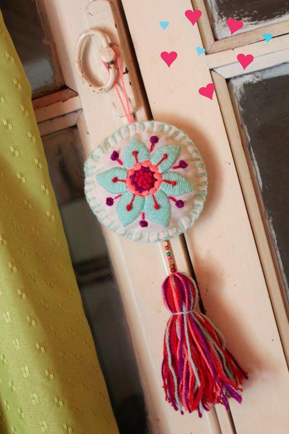 """#Bordado #Handmade #Embroidery    Facebook: """"Lennon bordado artesanal"""""""