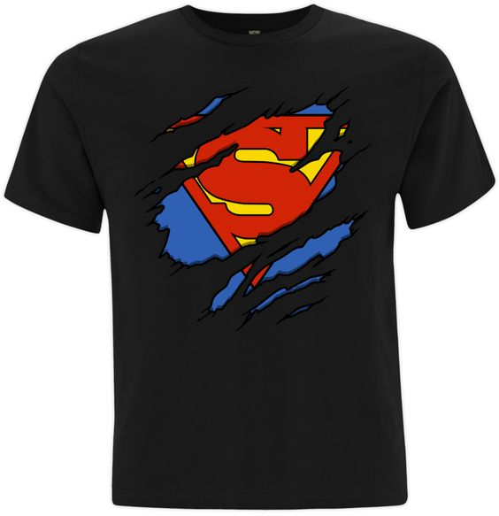 It's A Bird... It's A Plane...   This premium cotton t-shirt with taped neck and shoulders is made from 100% ringspun preshrunk cotton so you can machine-wash with confidence!  Weight: 180gsm