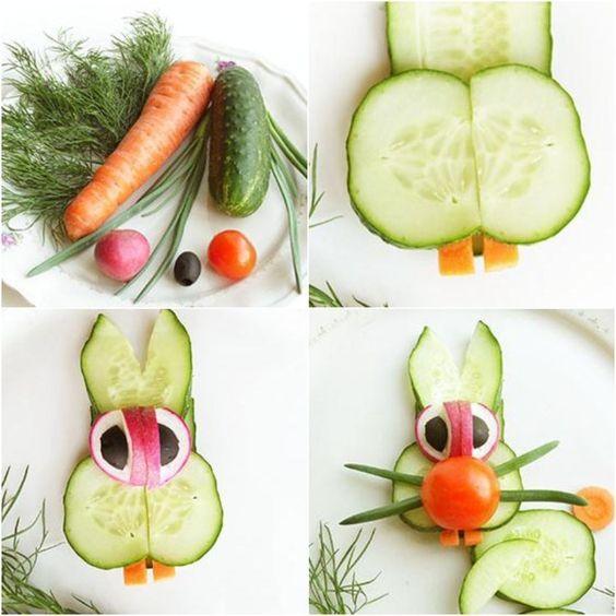 45 id es repas sant et amusant de l gumes pour les enfants - Recette legume pour enfant ...