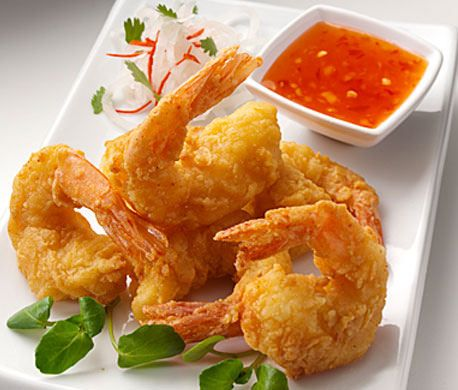 Easy King Prawn Butterfly Recipe