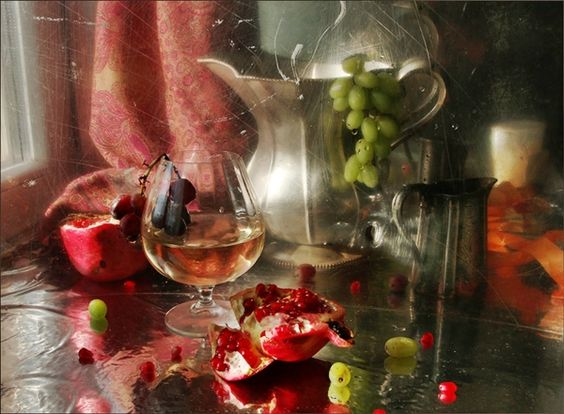Still Life Paintings By Masters | and an Australian painter named Jeremy Geddes, who brings Old Master ...