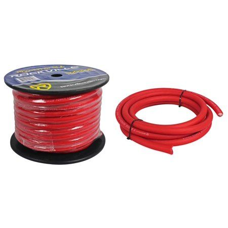 Auto Tires Cable Power Wire Gauges