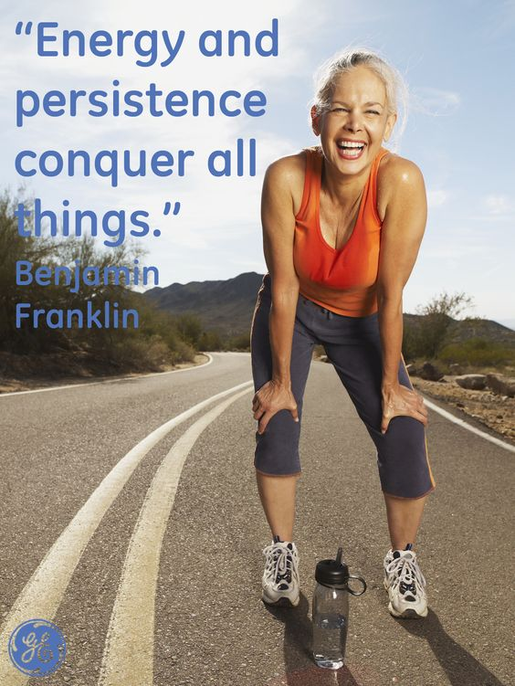 Energy and persistence conquer all things #Quotes #GEHealthcare