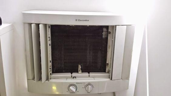 Dicas do Gilson Eletricista: Por quê o meu ar condicionado de janela gela 1 min...