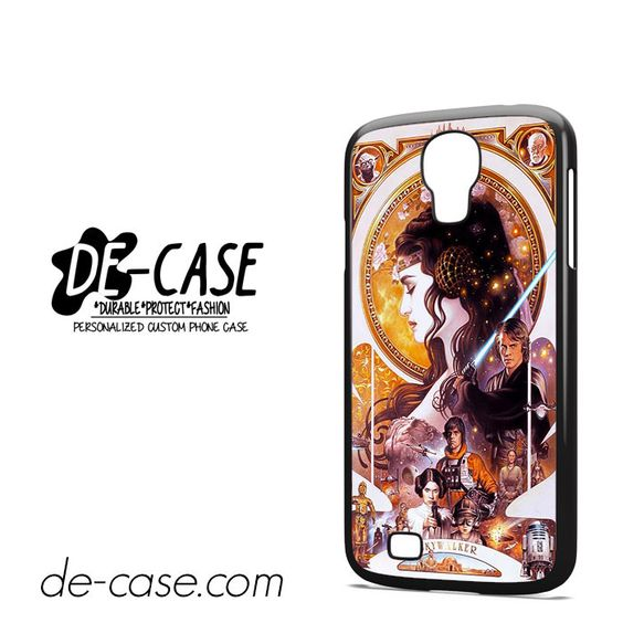 Art Deco Movie Posters DEAL-979 Samsung Phonecase Cover For Samsung Galaxy S4 / S4 Mini
