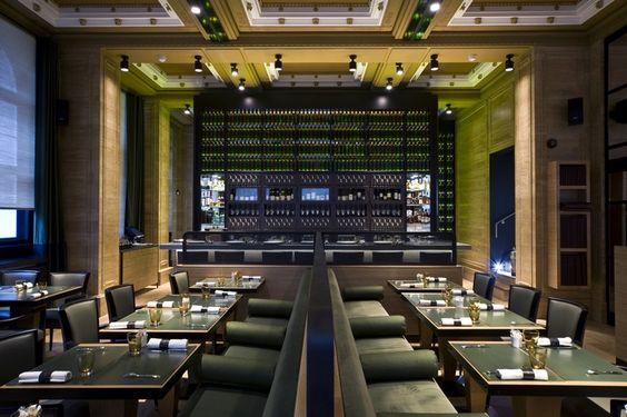 Restaurants à Paris vraiment inspirantes http://magasinsdeco.fr/restaurants-paris-vraiment-inspirantes/