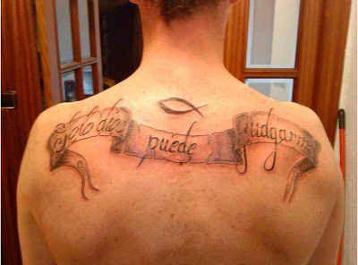 25 tatuajes que te haran perder la fe en la humanidad