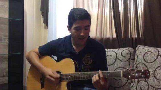 Cantada- Luan Santana (cover)