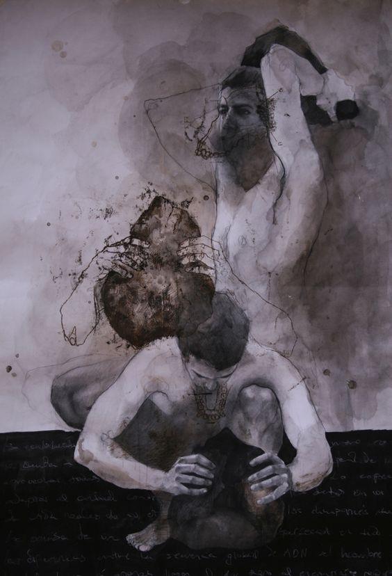 Urbain Grandier   artchipel:   Patricia March - Orign of time (2009)